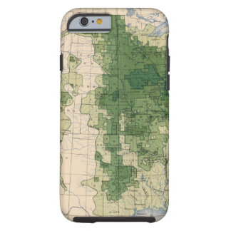 158 Oats/sq mile Tough iPhone 6 Case