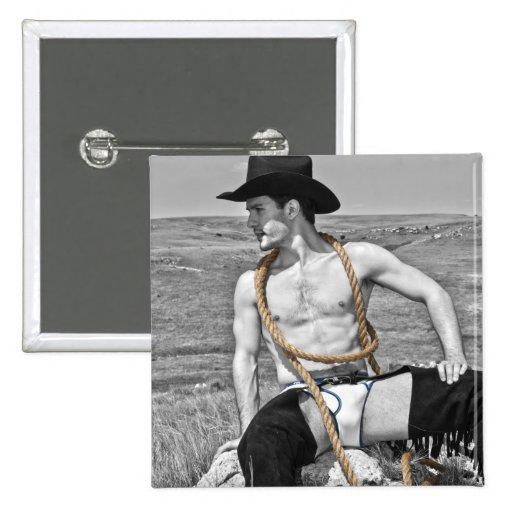 15912-RA Cowboy Buttons