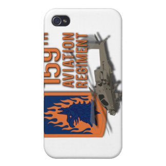 159th Aviation - Apache Covers For iPhone 4