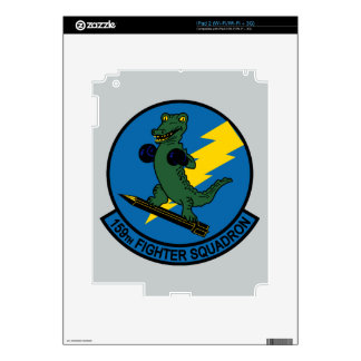 159th Fighter Squadron Skin For The iPad 2