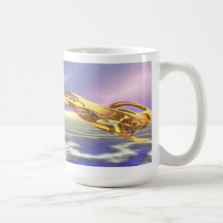 #15-05 Dream Cruiser Classic White Coffee Mug