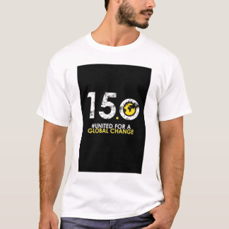 15.0 #united for a global change T-Shirt