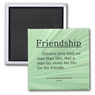 15:13 de Juan de la amistad Imán Cuadrado