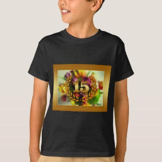 15 Anniversary T-Shirt