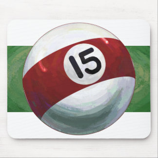 15 Ball Mouse Pad