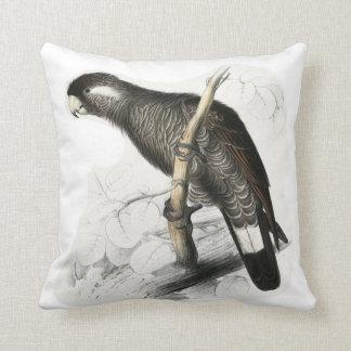 #15-Baulin's cockatoo Throw Pillow