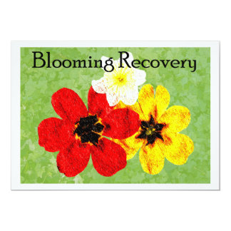 15 Blooming Recovery Card