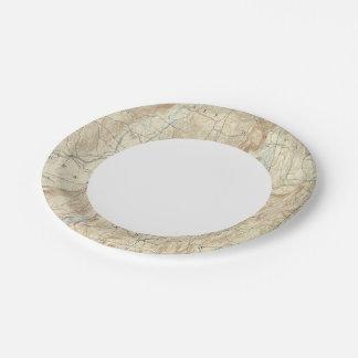 15 Clove sheet Paper Plate