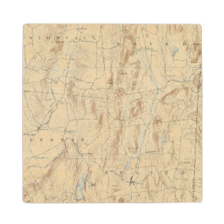 15 Clove sheet Wood Coaster