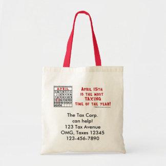 ¡15 de abril - la mayoría del Tme que grava del añ Bolsas De Mano