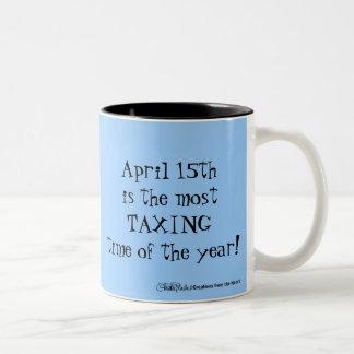 ¡15 de abril - la mayoría del Tme que grava del añ Taza De Café
