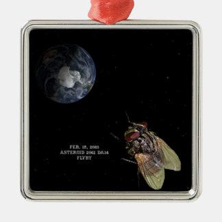 15 de febrero de 2013 Flyby DA14 del asteroide 201 Adorno De Navidad