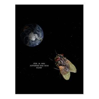 15 de febrero de 2013 Flyby DA14 del asteroide 201