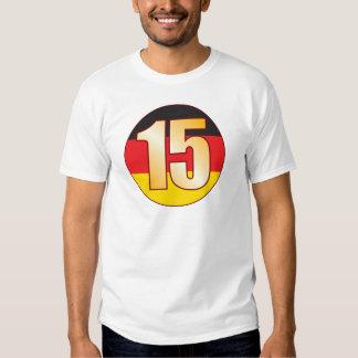 15 GERMANY Gold T Shirt