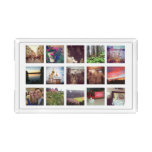 15 Instagram Photos Acrylic Vanity Tray