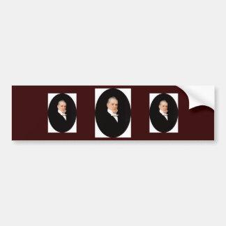 15 James Buchanan Bumper Sticker