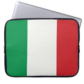 "15"" laptop bag Italy flag"