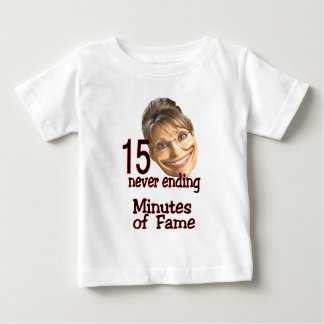 15 minutes of fame baby T-Shirt