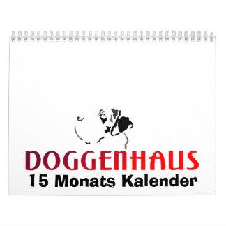 15 Monats Kalender Calendario De Pared