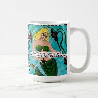 15 oz mug-don't bother me. coffee mug