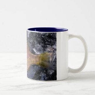 15 oz. Two-Tone Sunfish Mug