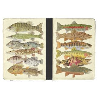 15 Species of fish to hold your Kindle Kindle Touch Case