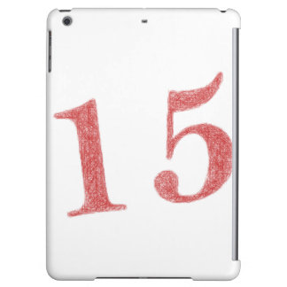 15 years anniversary case for iPad air