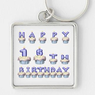 15 Years Old Keychain