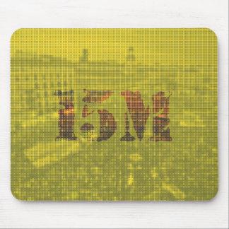 15M photo dots Mouse Pad