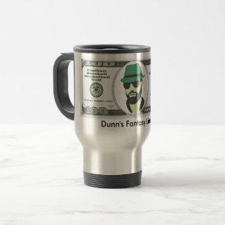15oz Travel Mug $100 bill DFL