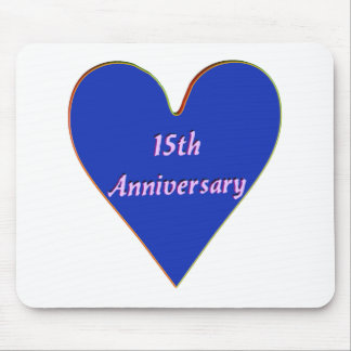 15th anniversary2t mouse mat