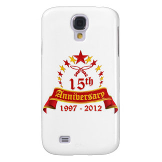 15th Anniversary Galaxy S4 Cases
