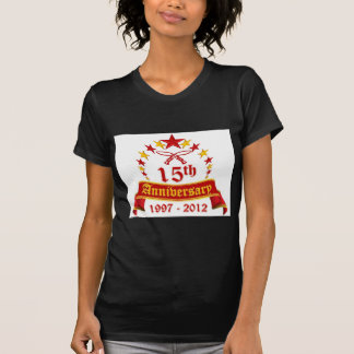 15th Anniversary T-Shirt