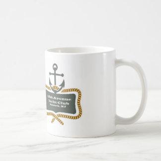 15th Avenue Yacht Club Newark NJ. Classic White Coffee Mug
