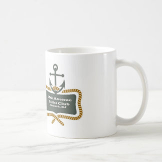 15th Avenue Yacht Club Newark NJ. Coffee Mug