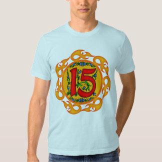 15th Birthday Gifts T Shirt