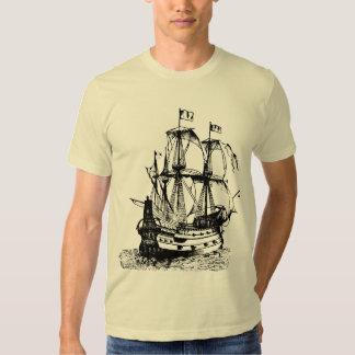 15th Century Galleon T-Shirt