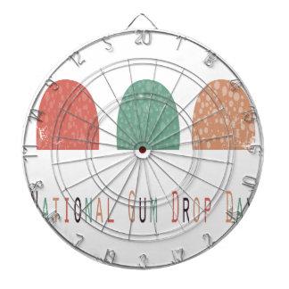 15th February - Gumdrop Day - Appreciation Day Dart Boards