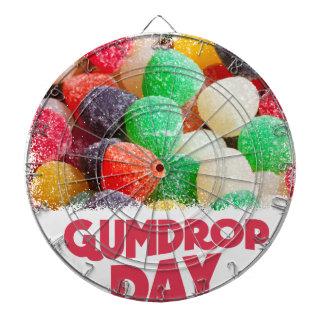 15th February - Gumdrop Day Dart Boards