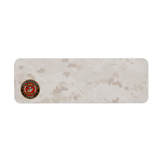 15th Marine Expeditionary Unit (15th MEU) [3D] Label