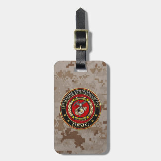 15th Marine Expeditionary Unit (15th MEU) [3D] Tag For Luggage