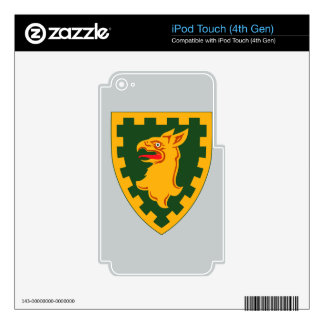 15th Military Police Brigade Decal For iPod Touch 4G