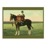 15th The King's Hussars Little Drummer boy Postcards