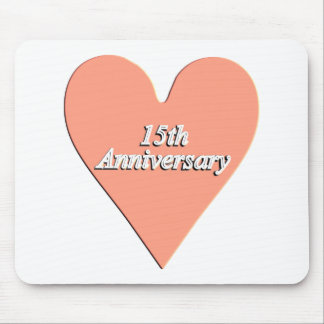 15thanniversary6t mouse pad