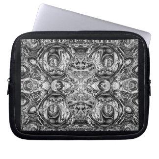 15x10 B&W Laptop Sleeve