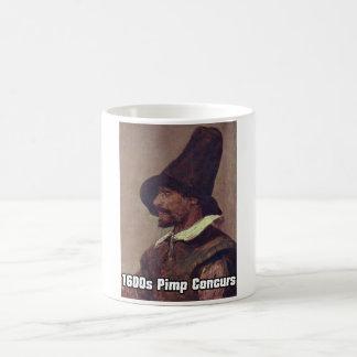 1600s Pimp 1 Coffee Mug