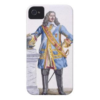 1608-70) duques de George Monke (de Albermarle de iPhone 4 Case-Mate Carcasas