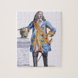 1608-70) duques de George Monke (de Albermarle de  Puzzles