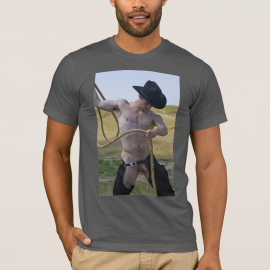 16098-RA Cowboy T-Shirt