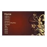 160, nombre, dirección 1, dirección 2, contacto 1, plantilla de tarjeta personal